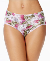Hanky Panky Wild Thistle French Lace Brief 4Y2234