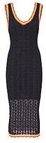 Ronny Kobo Gwendolyn Crochet Dress