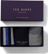 Ted Baker ASSORTED SOCK GIFT PACK