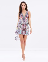 Camilla Crossover Front Dress