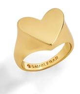 BaubleBar Love You Heart Ring