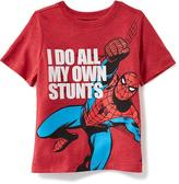 Old Navy Marvel Comics Spiderman Tee for Toddler