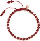 Lola Rose Oxford Cherry Red Quartzite Bracelet