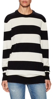 Dolce & Gabbana Stripe Crewneck Sweater