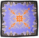 Versace Abstract Print Scarf