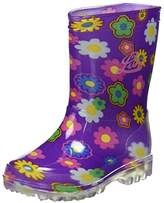 Lico Girls' Powerlight Blinky Wellington Boots