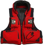 motony fishing wear vest life jacket sea fishing vest angeles fishing clothing removable XXL