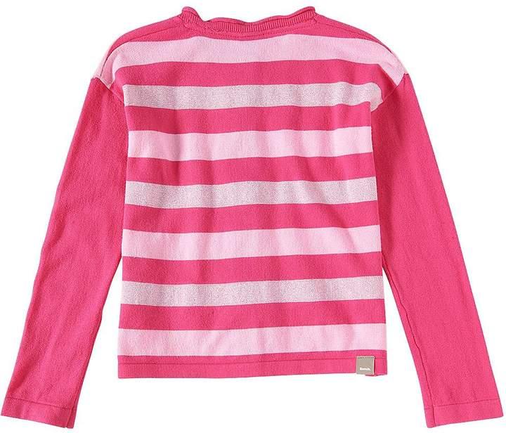 Bench Girls Striped Cardigan