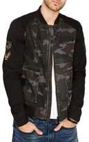 Buffalo David Bitton Jivernok Camo Cotton Jacket