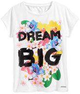 Sean John Dream Big Graphic-Print T-Shirt, Big Girls (7-16)