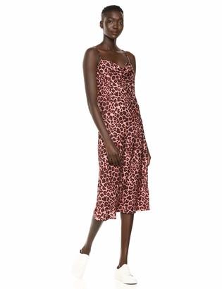 The Fifth Label Women's Print Sleeveless Midi Slip Dress