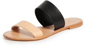 Joie Women's A La Plage Sable Two Band Sandals
