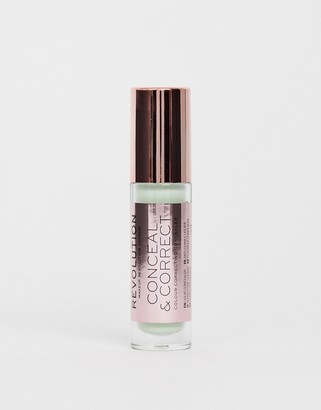 Revolution Conceal and Correct Green