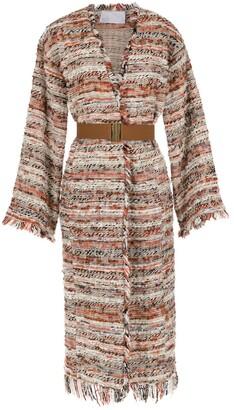 Nk Long Knit Coat