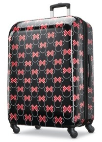 """American Tourister Disney by Minnie Mouse Bow 28"""" Check-In Spinner"""