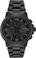 Citizen Eco-Drive Mens Black Watch CA0295-58E