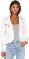 Blank NYC Blanknyc BLANKNYC Vegan Leather Moto Jacket