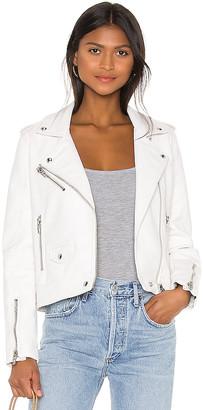 Blank NYC BLANKNYC Vegan Leather Moto Jacket
