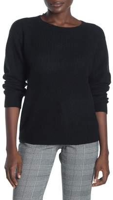 NYDJ Velvet Tie Back Sweater