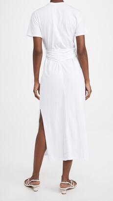 JONATHAN SIMKHAI STANDARD Sara Cotton Jersey T-Shirt Dress