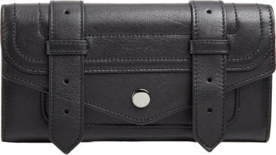 Proenza Schouler PS1 Continental Wallet Leather