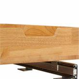 Household Essentials GLIDEZ 14.5 Wood Sliding Cabinet Organizer
