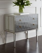 Candice Olson Blakely Mirrored Chest