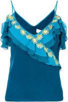 Peter Pilotto ruffled top