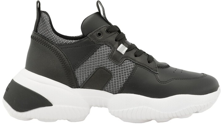 Hogan Interactive Lace-Up Sneakers - ShopStyle