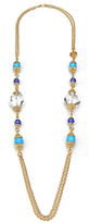 Ben-Amun St. Tropez Chain Necklace With Beads