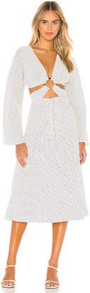 Tularosa Molly Midi Dress