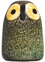 Iittala Toikka Birds, Little Barn Owl