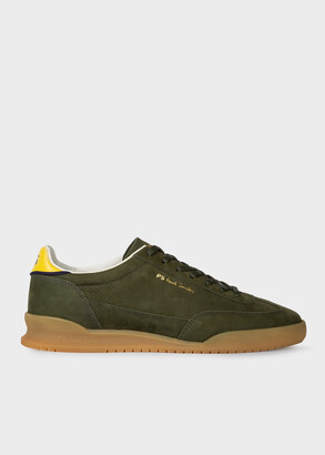 Paul Smith Men's Green 'Dover' Trainers