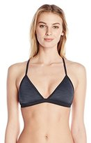 Oakley Women's Double Spaced Reversible Triangle Bikini Top