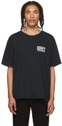 Rhude Black Power Equipment T-Shirt