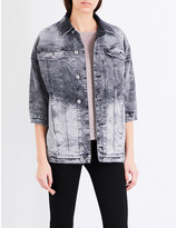 Diesel De-Vic stretch-denim jacket