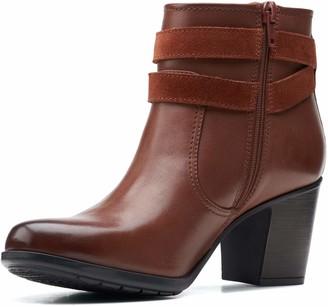 Clarks Women's Diane Peake Ankle Boot