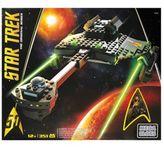 Star Wars Mega® Bloks Star Trek Klingon D7 Battle Cruiser