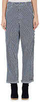 Icons Women's Hickory Straight-Leg Jeans