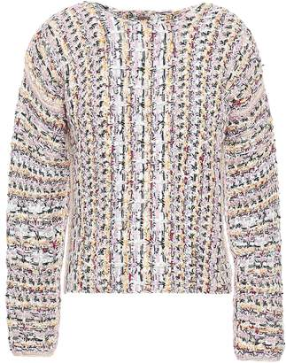 ADAM by Adam Lippes Cotton-blend Boucle Sweater