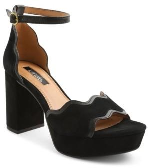 Kensie Women's Lanett Platform Sandal Women's Shoes