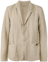 Transit - casual blazer - men - Cotton/Linen/Flax - S