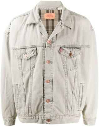 Levi's Graphic Embroidery Denim Jacket