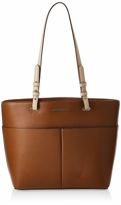 Michael Kors Women's Bedford Tote One Size Brown Size: One Size