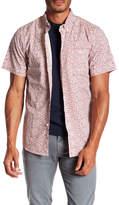Obey Lars Short Sleeve Shirt