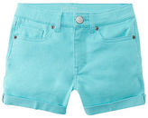P.s. From Aeropostale Aeropostale Kids Ps Girls' Soooo Stretchy Color-Wash Shorty Shorts