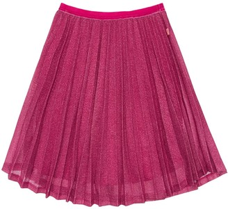 Billieblush Shiny Pleated Skirt