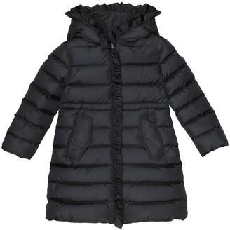 Moncler Enfant Vennal hooded down coat