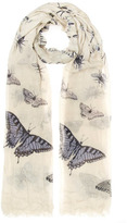 Dorothy Perkins Butterflies and bugs scarf
