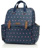 Babymel Infant Robyn Convertible Diaper Backpack - Blue